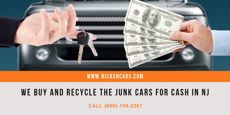 Sell Car For Cash >> We Buy And Recycle The Junk Cars For Cash In Nj Njcashcars