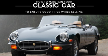 maintain classic car