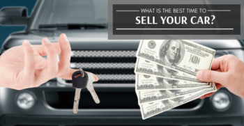 Best Time to Sell your car