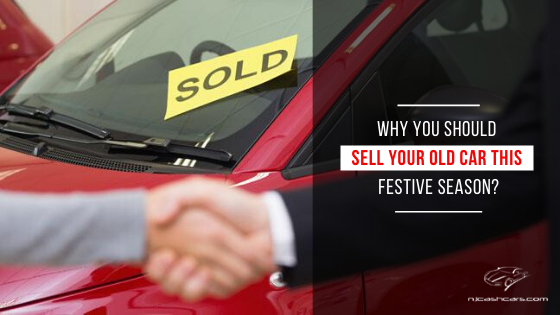 Sell old car this festival season
