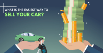 Easiest way to sell used car