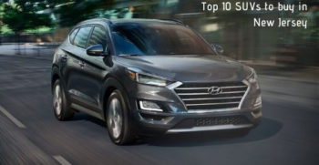 SUVS To Buy In New Jersey