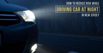 night driving tips in nj