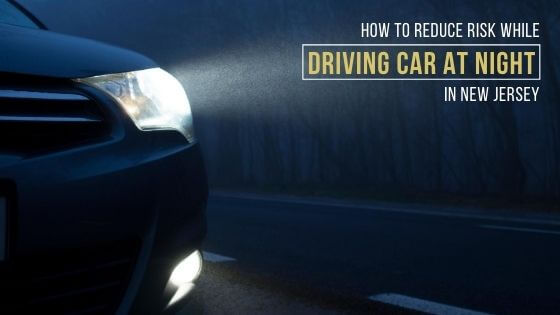 night driving tips in nj
