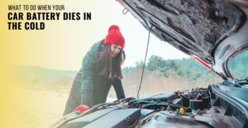 Car Battery Died in Cold