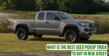 Used Pickup Truck to Buy in NJ