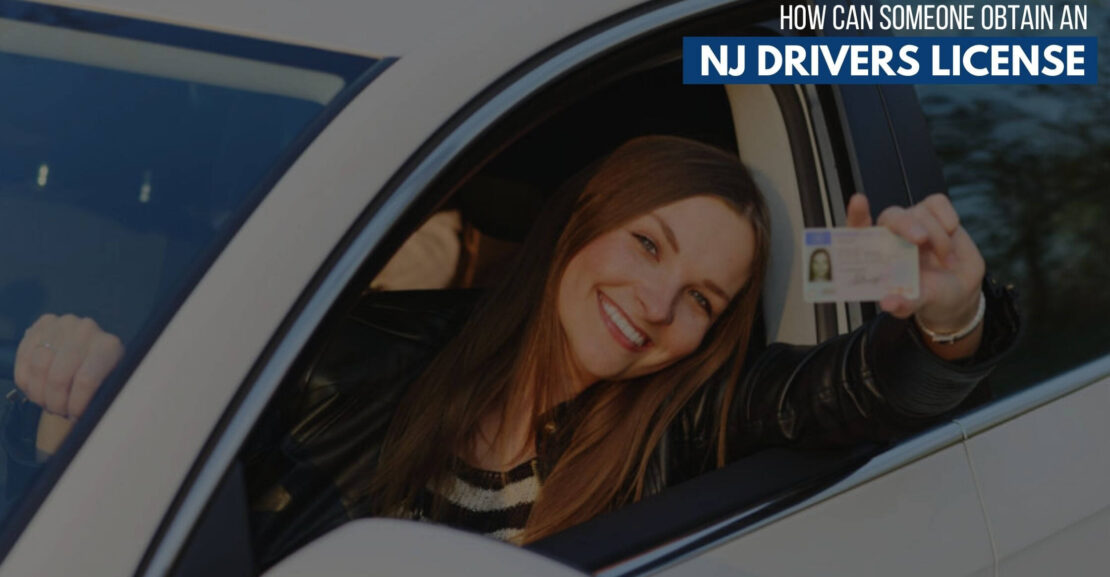 get driving license in nj
