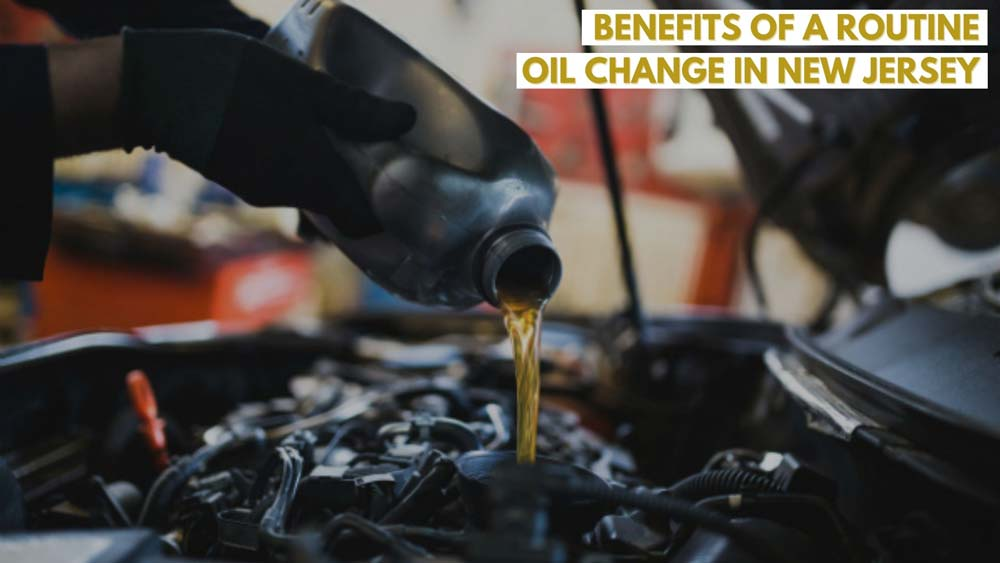 Benefits Of Routine Oil Change