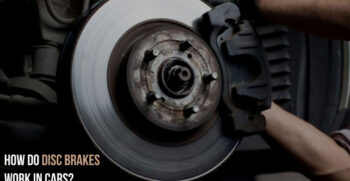 How Do Disc Brakes Work in cars?