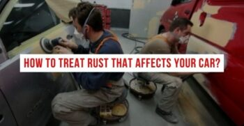 How To Treat Rust That Affects Your Car?